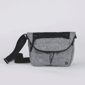 Lululemon | Festival Bag Heathered Grey/Black